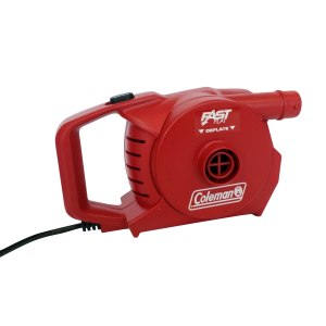 Coleman 230v QuickPump Red