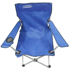 Oswald Bailey Compact Chair Mid Blue