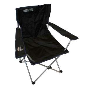 Oswald Bailey Compact Chair Black
