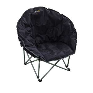 Regatta Castillo Camping Chair Black