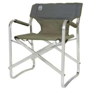 Coleman Deck Chair Green