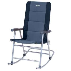 Vango Hampton Rocker Chair Smoke