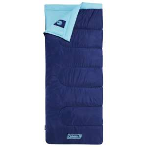 Coleman Heaton Peak Sleeping Bag Navy/