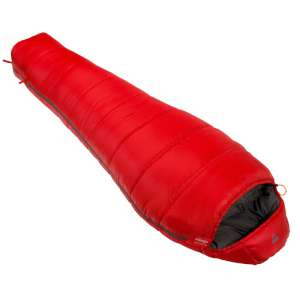 Vango Nitestar 450 Sleeping Bag Red