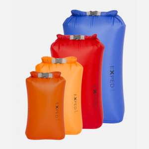 Exped Fold Drybag UL Set Mixed (2018)