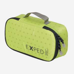 Exped Padded Zip Pouch Small 0.5L Lime