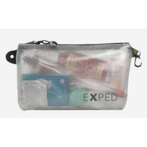 Exped Vista Organiser A6 Clear/Green