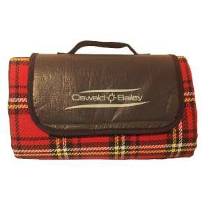 Oswald Bailey Picnic Rug Tartan