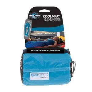 Sea to Summit Coolmax Adaptor Liner Bl