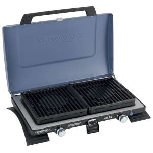 Coleman 400 Double Burner & Grill Blue