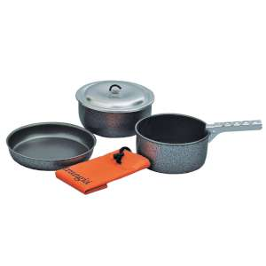 Trangia Tundra 3 Cook Kit Grey
