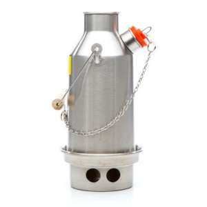 Kelly Kettle Stainless Steel Trekker S