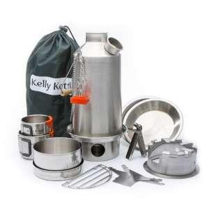 Kelly Kettle Ultimate Base Camp Kit St