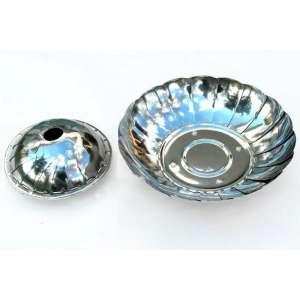 UCO Grilliput Portable Firepit Silver