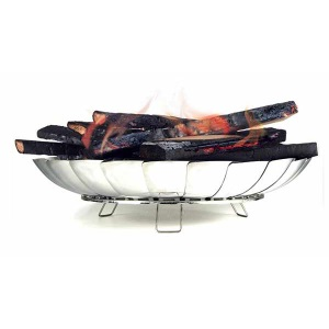 UCO Grilliput Portable Fire Pit XL Sil