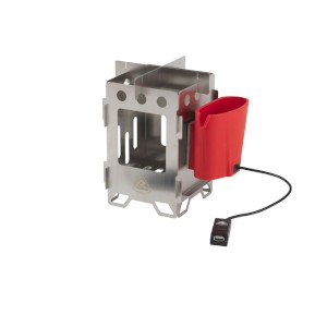 Robens Woodsman Stove & Charger Stainl