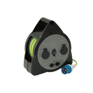 Outwell Cetus Mains Roller Kit - UK Bl