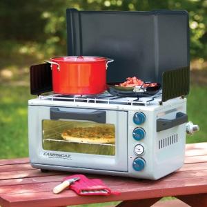 Campingaz Camp Stove Oven Silver