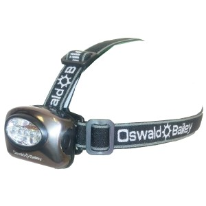 Oswald Bailey Explorer Head Torch