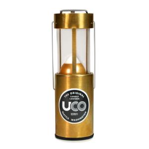 UCO Brass Candle Lantern Brass