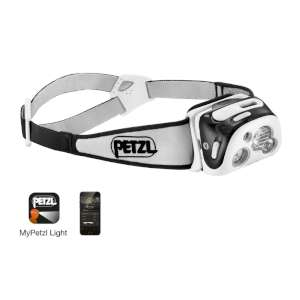 Petzl Reactik+ Headlamp Black