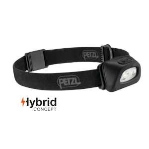 Petzl TacTikka +RGB 250 Lumens Black