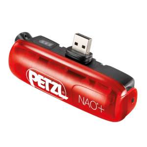 Petzl Nao+ Spare Battery Red