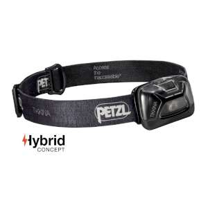 Petzl Tikkina Headlamp Black