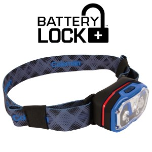Coleman CXS+ 250 Headlamp Blue