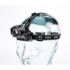 Cyba-lite Ring LED Headlamp Black