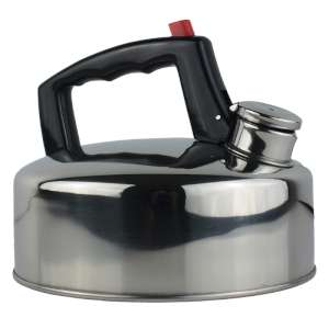 Yellowstone 2Ltr SS Whistling Kettle S