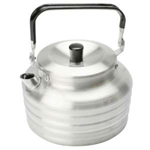 Vango 1.3L Aluminum Kettle Silver