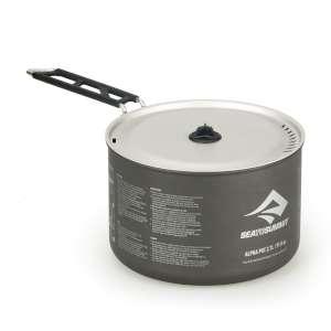 Sea to Summit Alpha Pot 2.7 Litre Grey