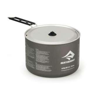 Sea to Summit Alpha Pot 3.7 Litre Grey