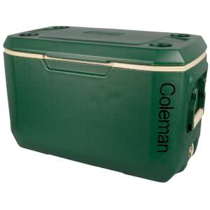 Coleman 70QT Tricolour Cooler Green