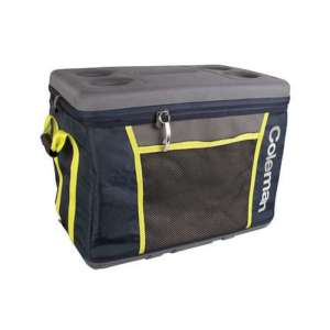 Coleman Collapsible 45 Can Cooler Navy