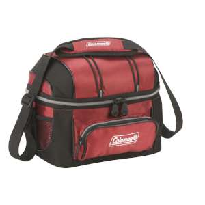 Coleman 6 Can Soft Cooler with Hard Li