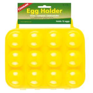 Coghlans 12 Egg Holder Yellow