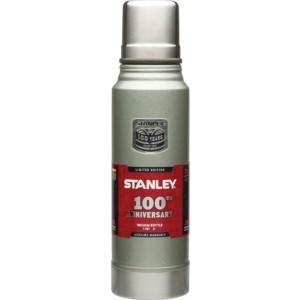 Stanley 1L 100yr Anniversary Flask Gre