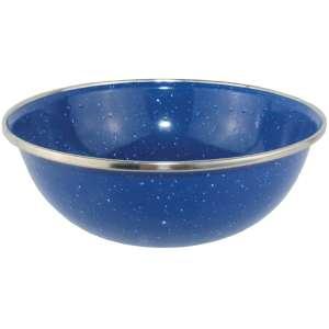 Yellowstone 15cm Enamel Bowl Blue
