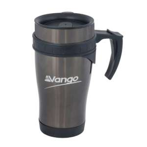 Vango Stainless Steel Mug - 450ml Gunm