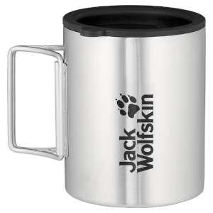 Jack Wolfskin Thermo Mug Silver