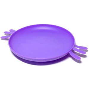 Ani Ani Wings Plate Purple