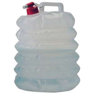 Vango Foldable Water Carrier 8L Clear