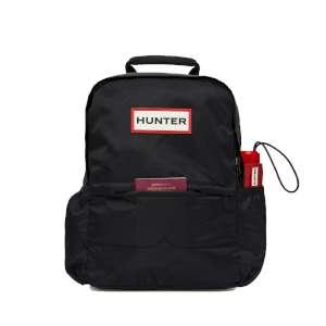 Hunter Original Nylon Backpack Black
