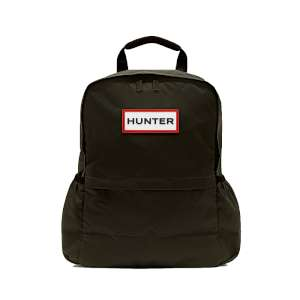 Hunter Original Nylon Backpack Dark Ol