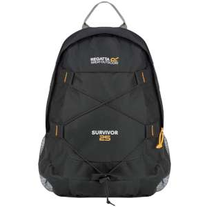Regatta Survivor 25Ltr Rucksack Black