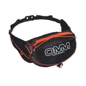 OMM Phantom Waist Pouch 3L Black/Orang