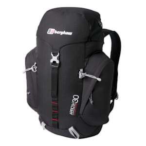 Berghaus Arrow 30 Trek Daysack Black/E