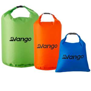 Vango Dry Bag Set Mixed
